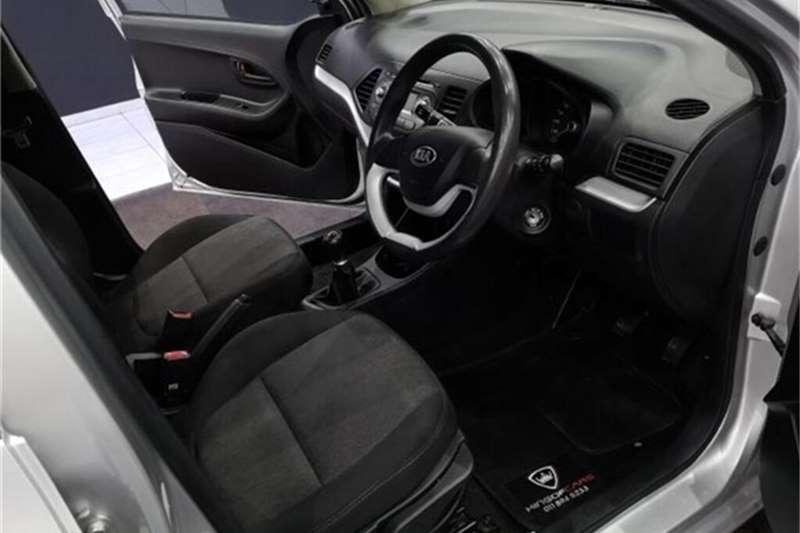 2014 Kia Picanto Picanto 1.0 LX