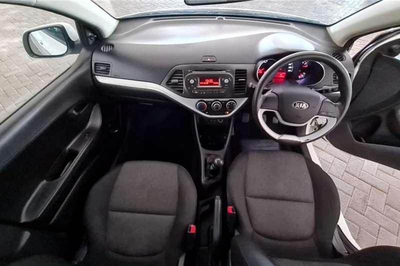 Used 2015 Kia Picanto 1.0 LX