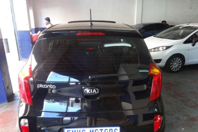 Kia Picanto 1.0 LX auto 2013
