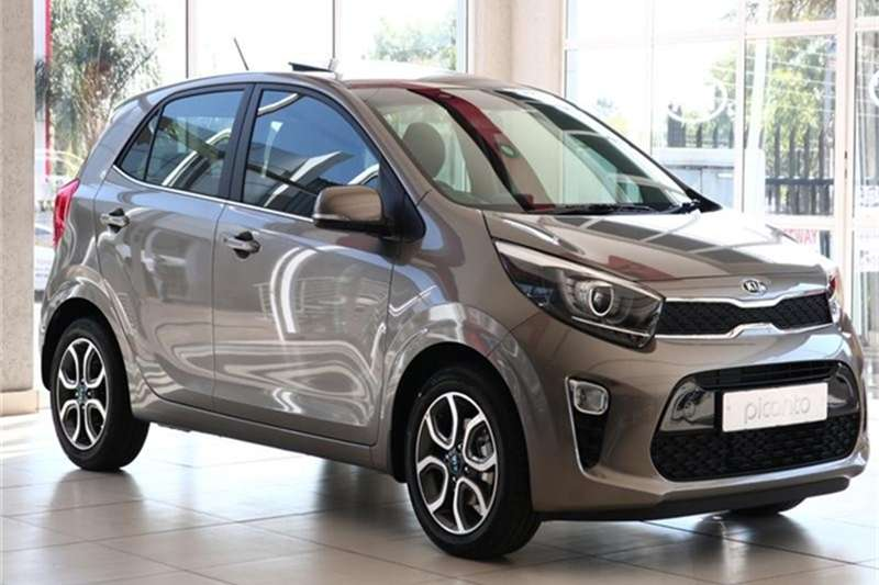 Kia Picanto 1.0 Smart 2019