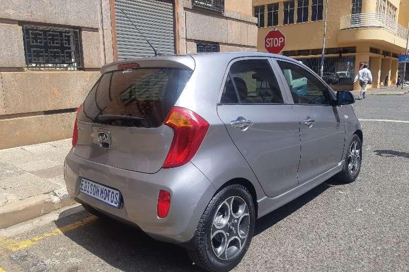 Kia Picanto 1.0 Style 2012