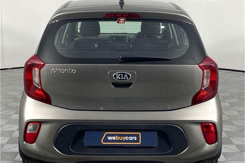 Used 2020 Kia Picanto 1.0 Style