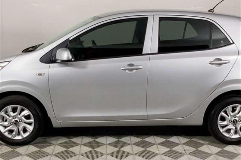 2018 Kia Picanto Picanto 1.0 Style auto