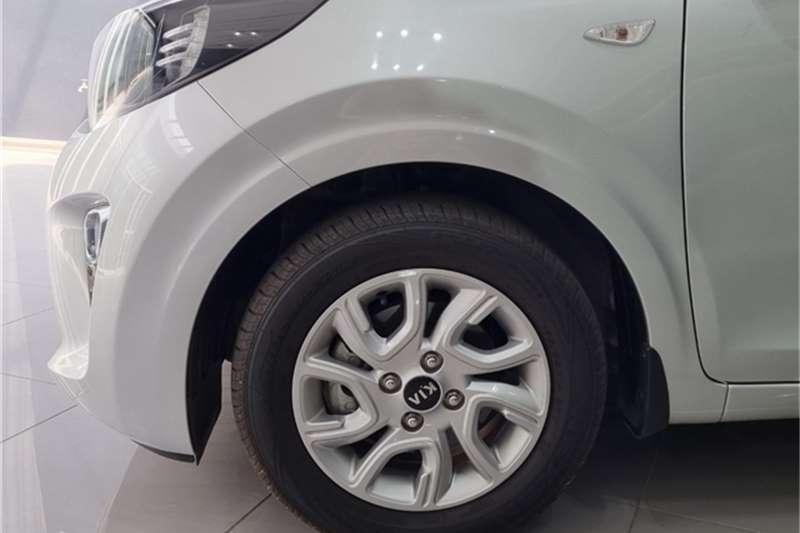 Used 2018 Kia Picanto 1.0 Style auto