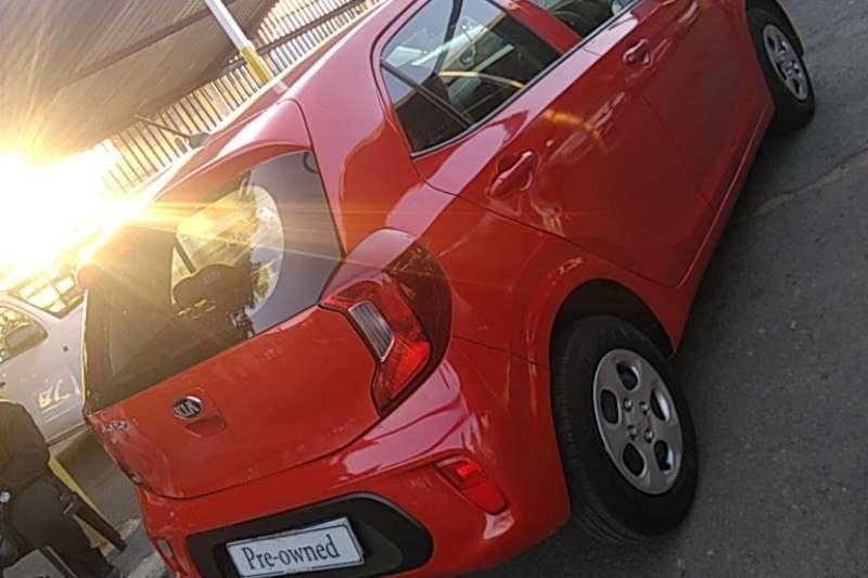 Used 2019 Kia Picanto 1.0 Style auto