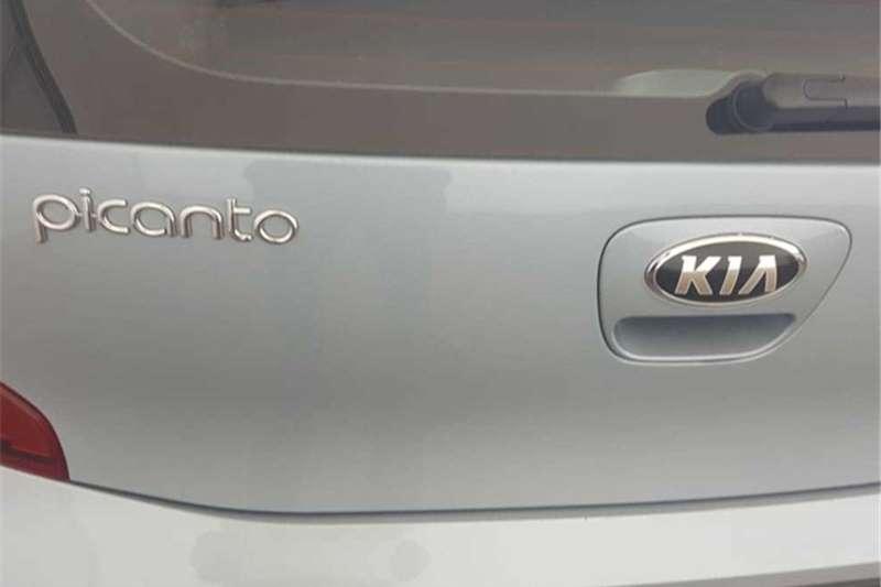 Kia Picanto 1.0 Style auto 2020