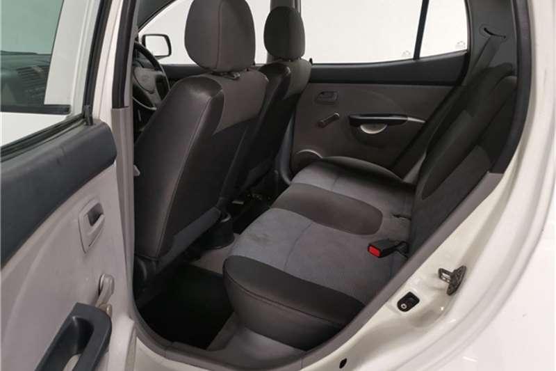 Used 2007 Kia Picanto 1.1