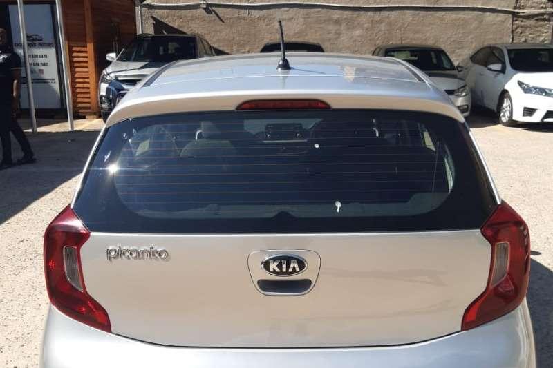 Used 2017 Kia Picanto 1.1