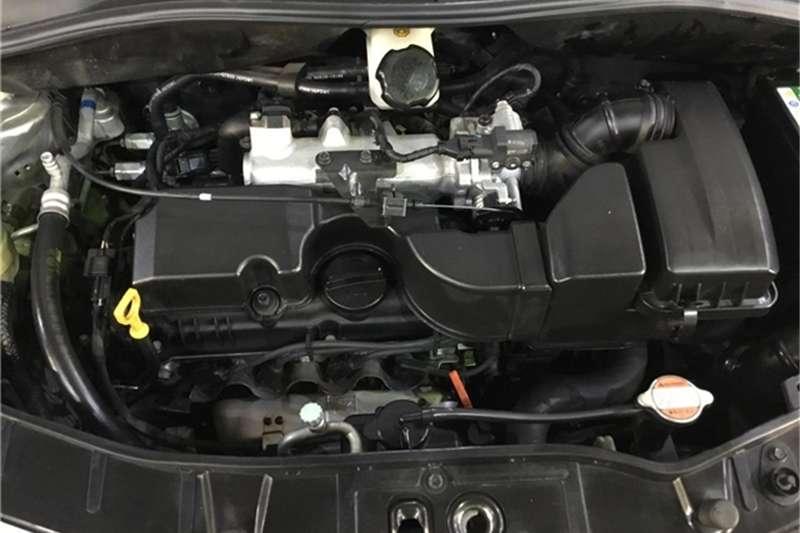 Kia Picanto 1.1 automatic 2010