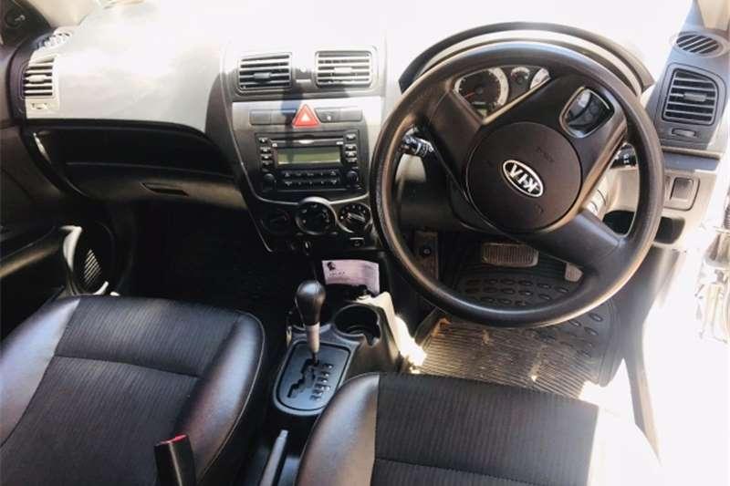Kia Picanto 1.1 automatic 2011