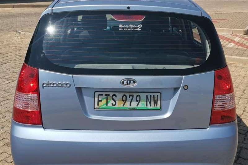 2007 Kia Picanto Picanto 1.1 EX