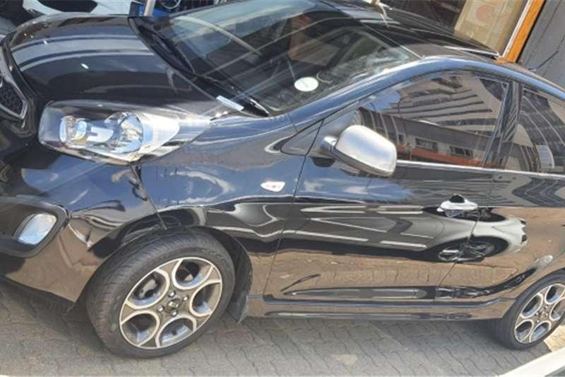 Kia Picanto 1.1 EX automatic 2014