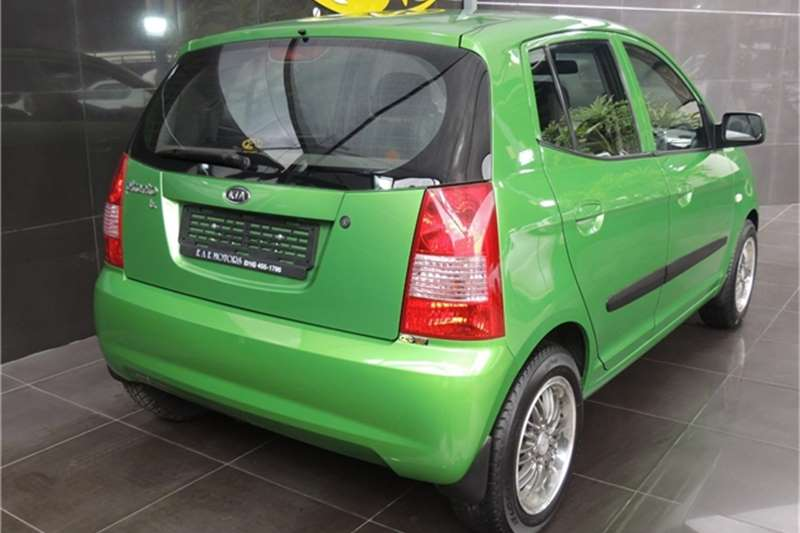 2006 Kia Picanto Picanto 1.1 LX