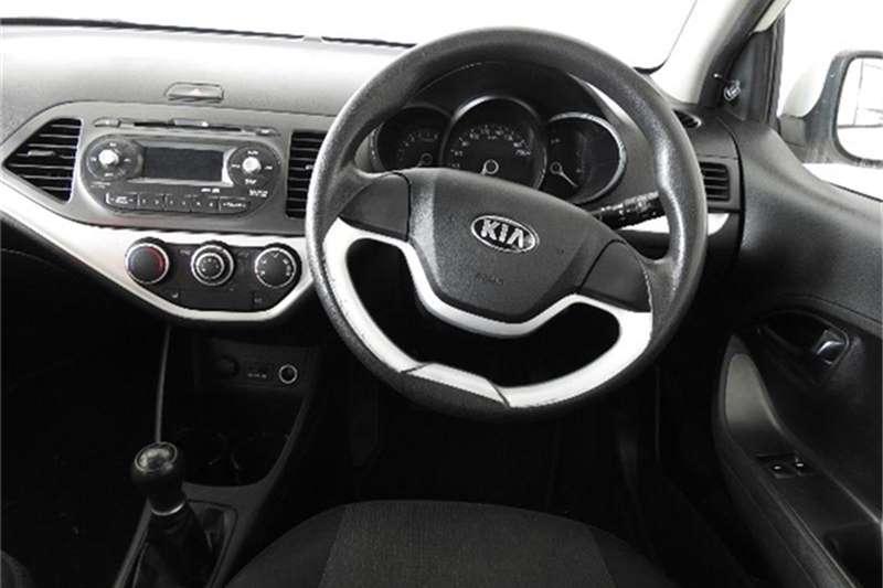 Kia Picanto 1.1 LX 2013