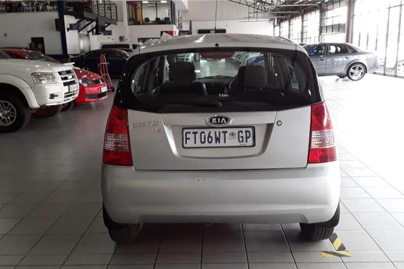 2007 Kia Picanto Picanto 1.1 LX aircon