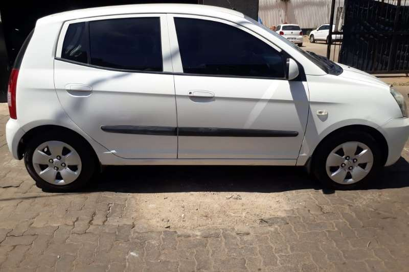 Kia Picanto 1.1 Striker 2008