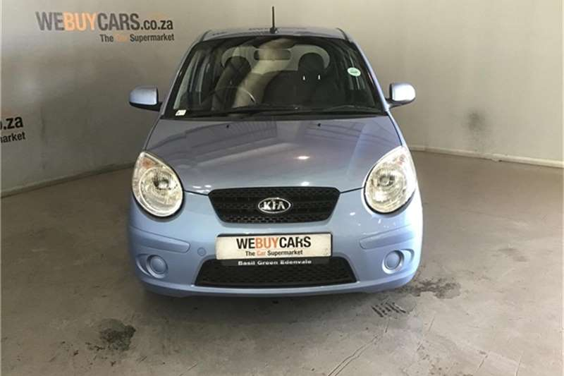 Kia Picanto 1.1 Striker 2010