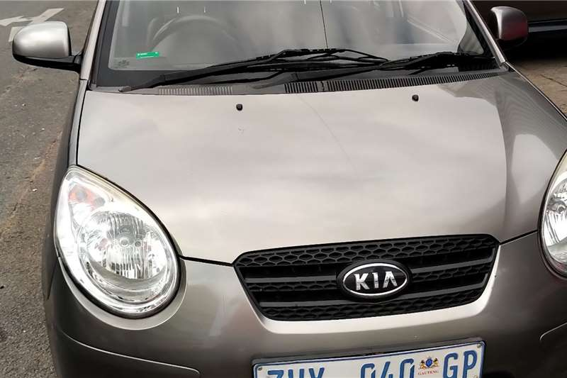 Used 2011 Kia Picanto 1.1 Striker
