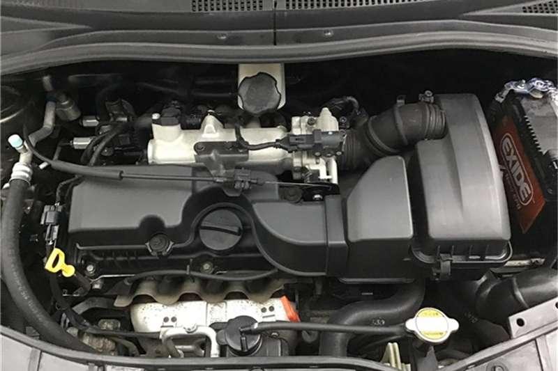 Kia Picanto 1.1 Striker automatic 2010