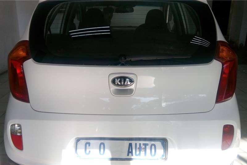 Kia Picanto 1.2 2013