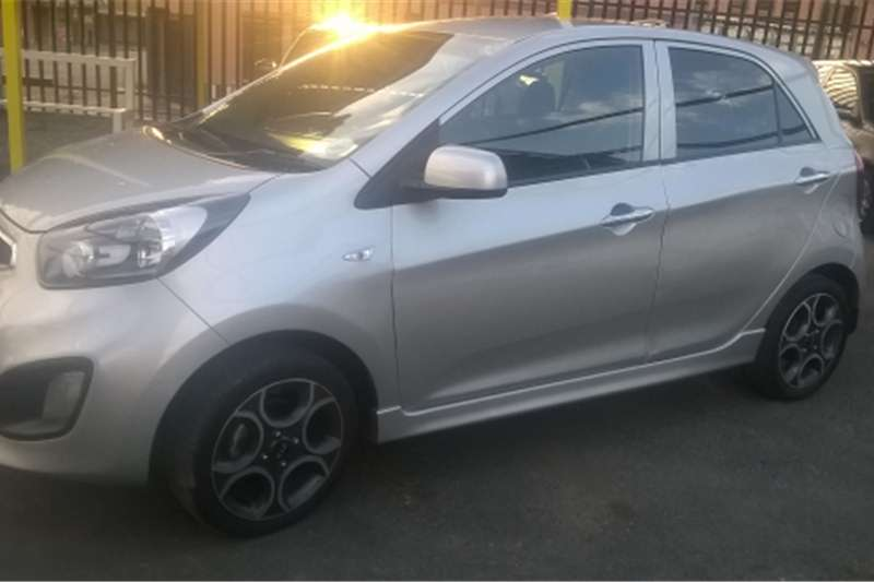 Kia Picanto 1 2 Auto for sale 2015