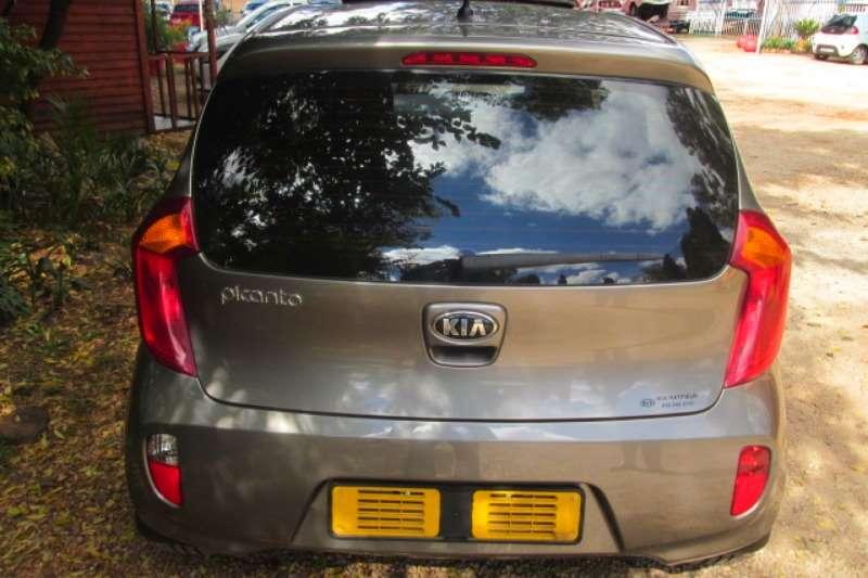 Kia Picanto 1.2 EX 2011