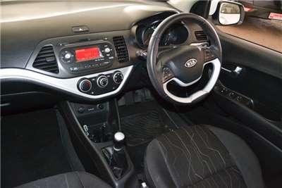 Kia Picanto 1.2 EX 2012