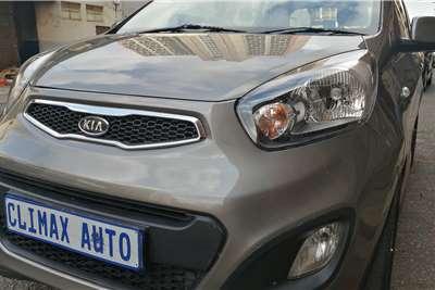 2012 Kia Picanto Picanto 1.2 EX