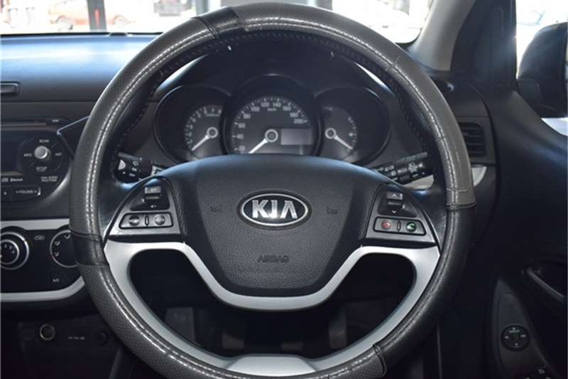 Used 2013 Kia Picanto 1.2 EX