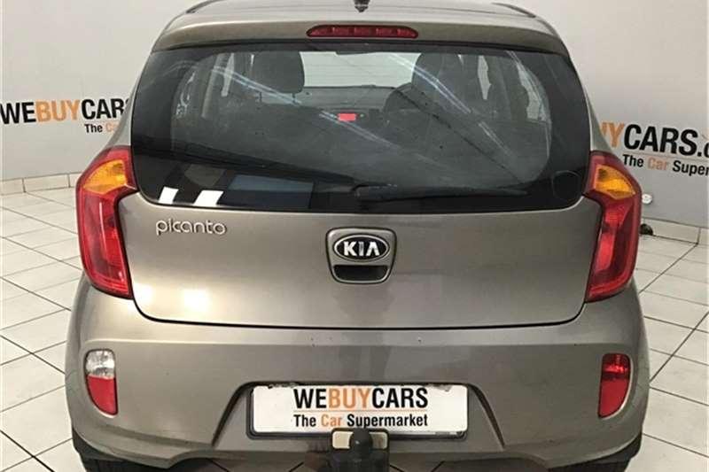 Kia Picanto 1.2 EX 2014