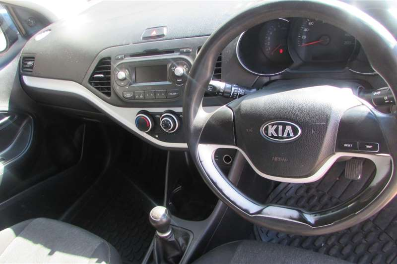 Used 2015 Kia Picanto 1.2 EX