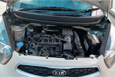 2016 Kia Picanto Picanto 1.2 EX
