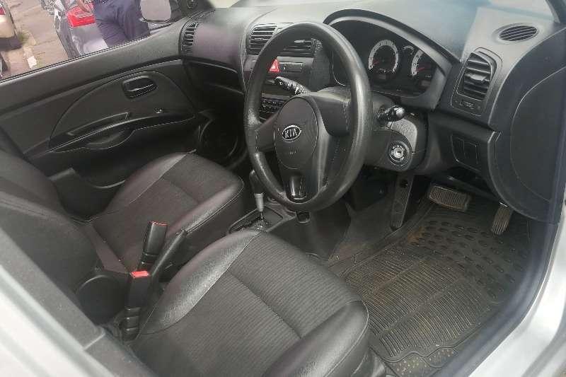 Kia Picanto 1.2 EX auto 2011