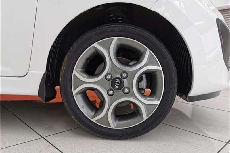Kia Picanto 1.2 EX auto 2012