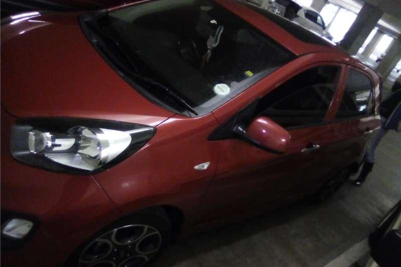 Kia Picanto 1.2 EX auto 2013