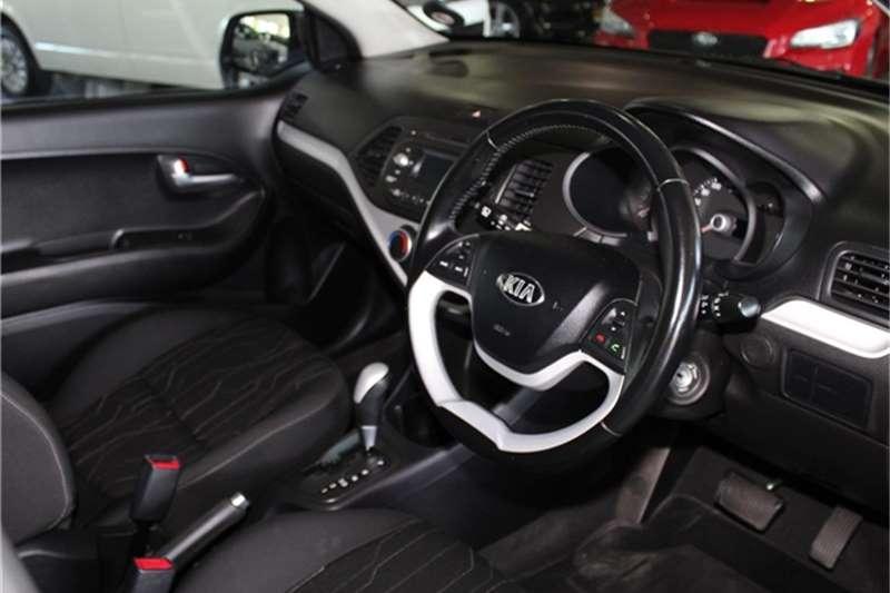 Kia Picanto 1.2 EX auto 2015
