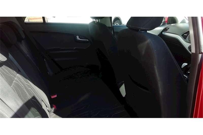 2016 Kia Picanto Picanto 1.2 EX auto