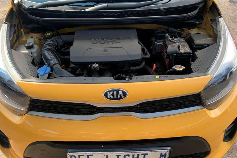 Kia Picanto 1.2 EX auto 2019