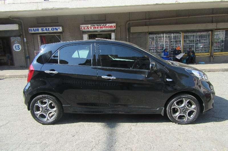 Kia Picanto 1.2 LS 2013