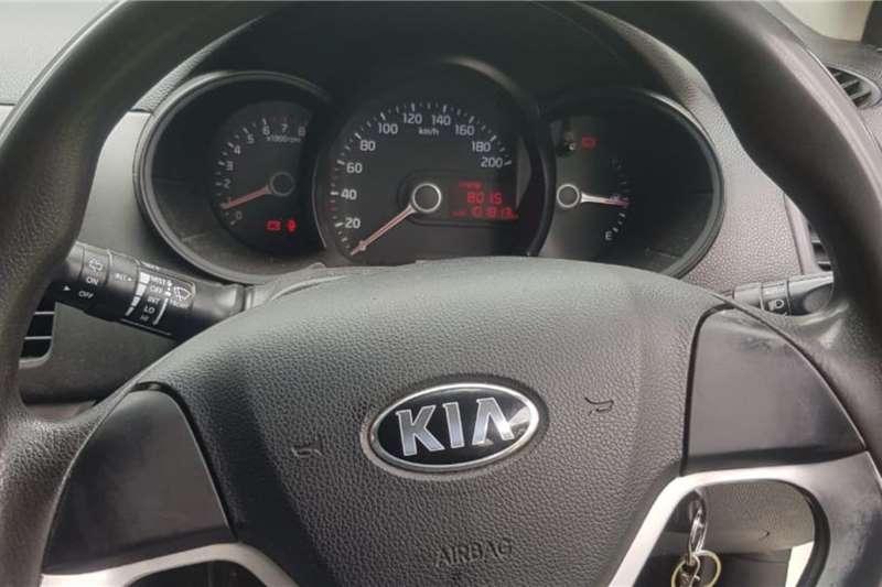 Kia Picanto 1.2 LS 2014
