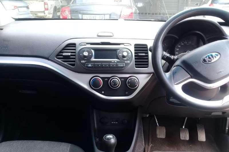 Kia Picanto 1.2 LS 2015