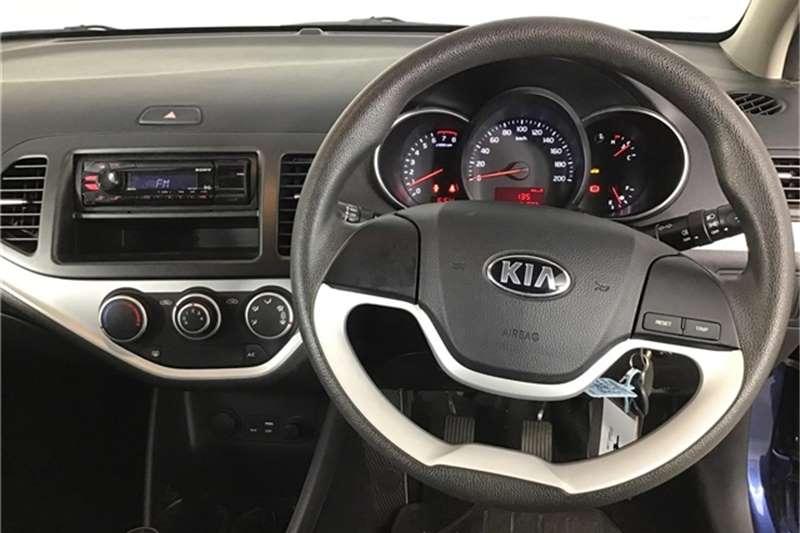 Kia Picanto 1.2 LS 2016