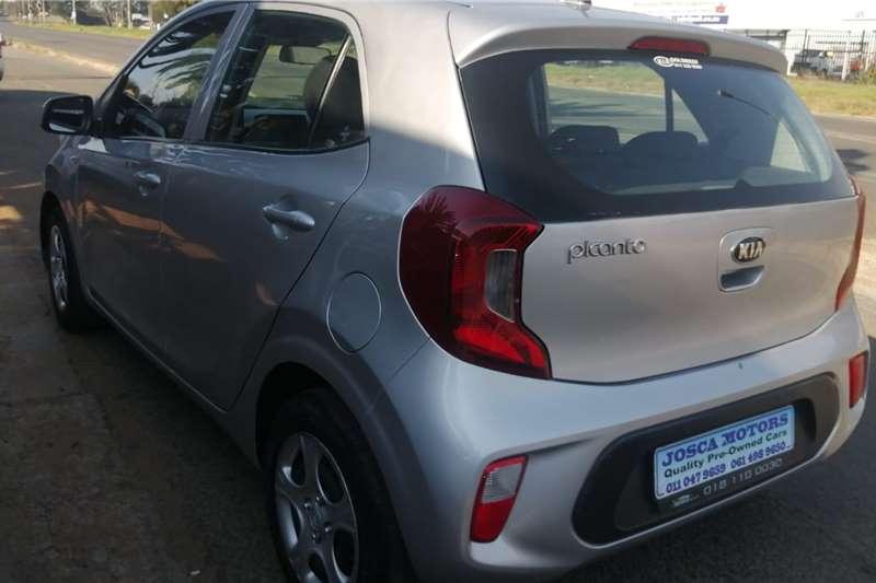 Used 2017 Kia Picanto 1.2 LS