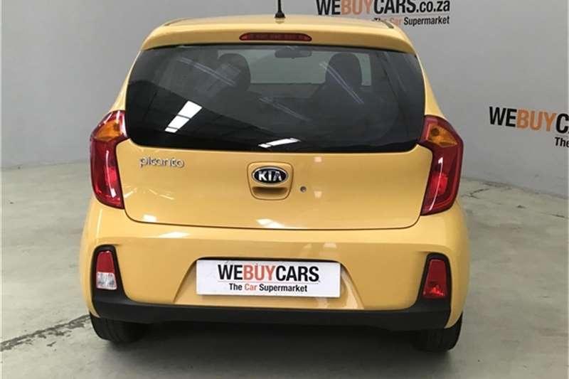 Kia Picanto 1.2 LS 2018