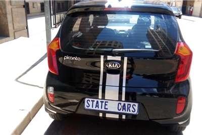 Kia Picanto 1.2 LS auto 2013