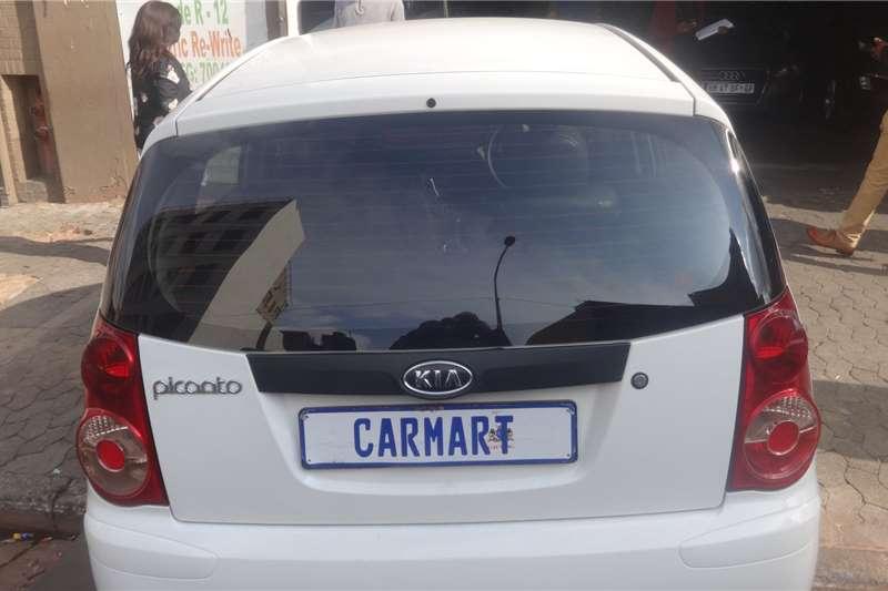 2010 Kia Picanto Picanto 1.2 Smart