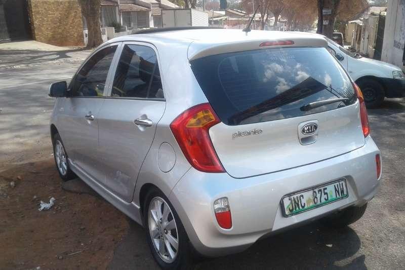 Kia Picanto 1.2 Smart 2011