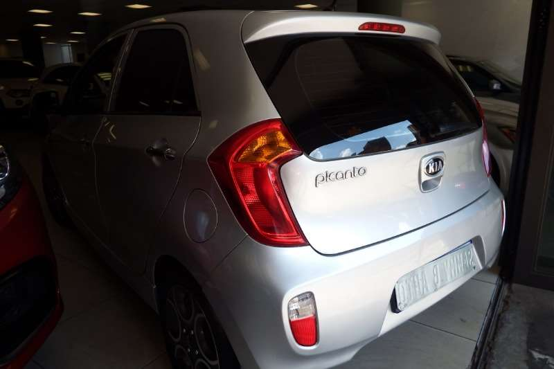 Kia Picanto 1.2 Smart 2013