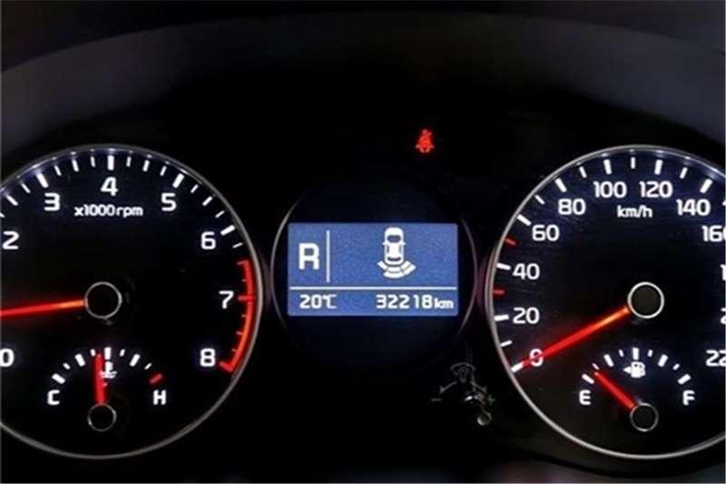 Kia Picanto 1.2 Smart 2017