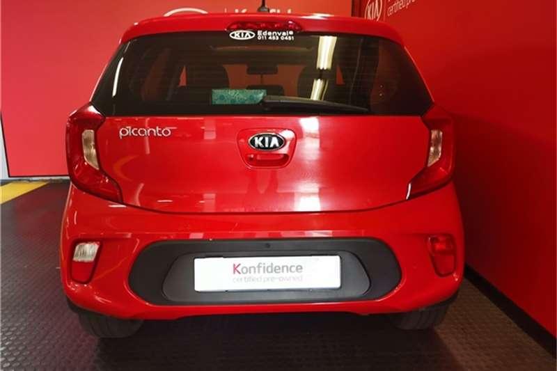 Kia Picanto 1.2 Smart 2018